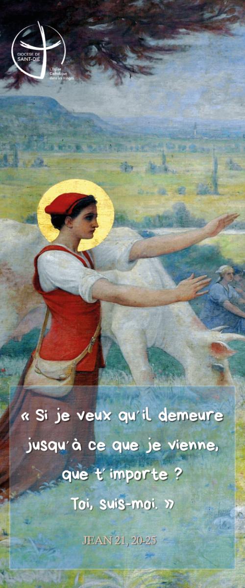 Vivre sa foi à domicile #74 | Diocèse de Saint-Dié
