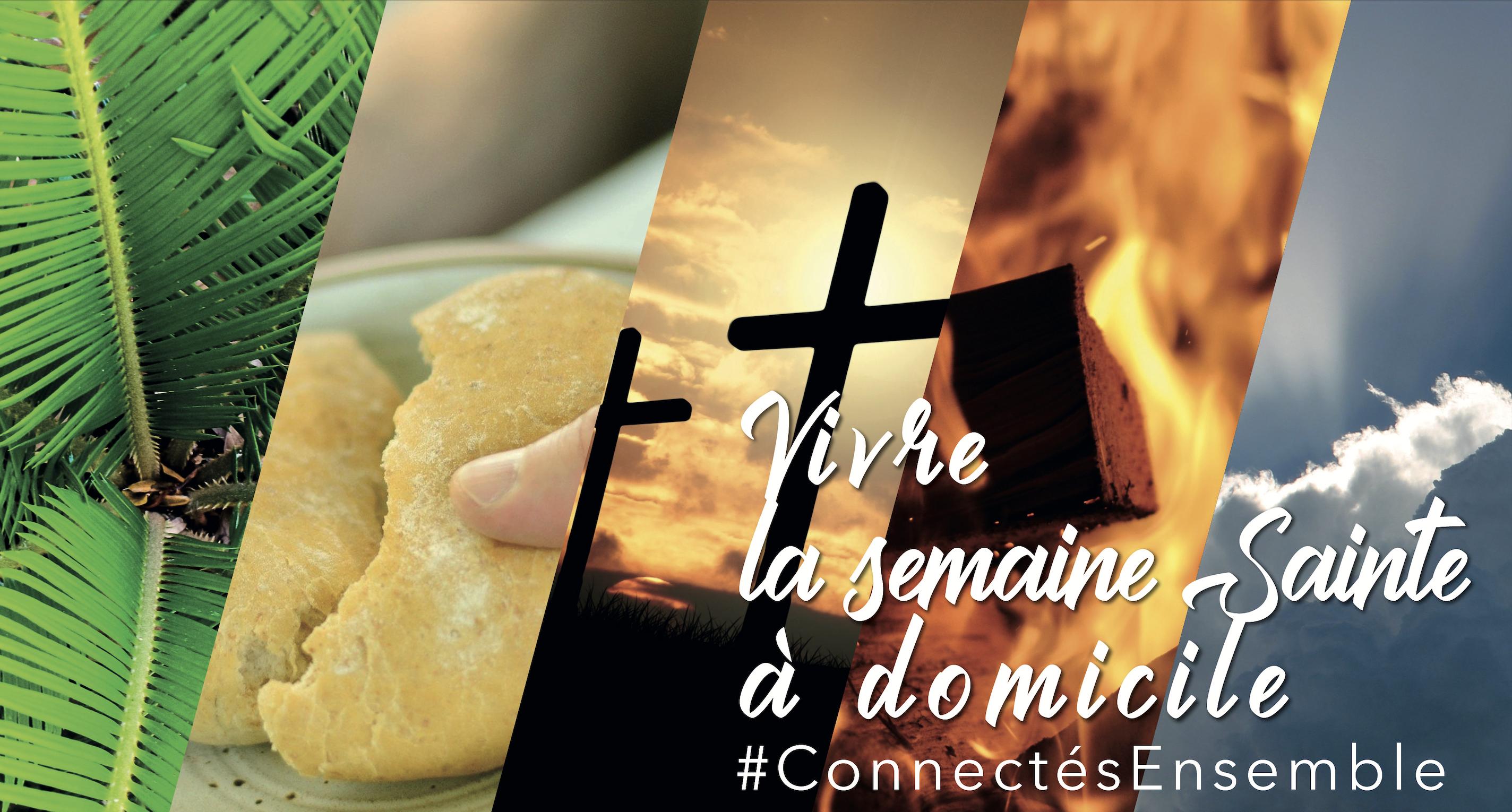 Vivre la Semaine Sainte à domicile | Diocèse de Saint-Dié