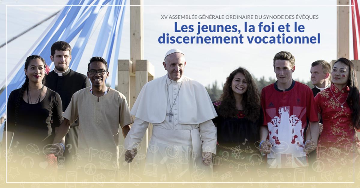 """Résultat de recherche d'images pour """"synode jeunes"""""""